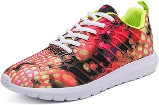 JACKSHIBO Mens Womens Sport Running Shoes,Breathable Lightweight Fashion Walking Sneakers