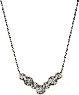 Infinity Sparkle Necklace
