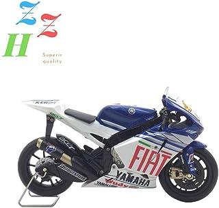 ZZH Yamaha GP M1-46 Kit De Moto Modelo De Edición Especial 1:12 Escala,A