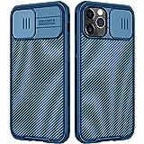 Nillkin CamShield Kompatibel mit iPhone 12 Pro Max Hülle, Handyhülle mit Kameraschutz und...