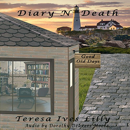 Diary ~n~ Death: Harbor Inn, Maine audiobook cover art