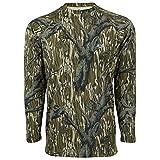 Mossy Oak Men's Camo Long Sleeve...