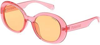 بولارويد نظارة شمسية للنساء ، عدسات نحاسي ، PLD6054/F/S