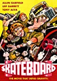 Skateboard (Ws) -  DVD, Rated PG, George Gage