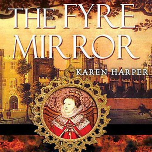 The Fyre Mirror audiobook cover art