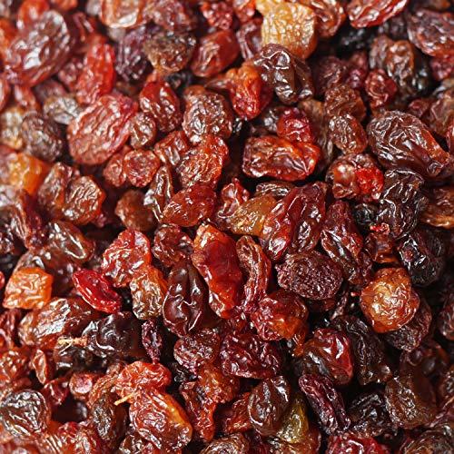13,89€ (13,89€ pro 1kg) 1000g Bio Weinbeeren (Rosinen) | 1 kg | leckere Trockenfrüchte ungeschwefelt & ungezuckert | kompostierbare Verpackung | DE-ÖKO-070 - STAYUNG