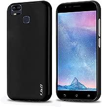 J&D Case Compatible for ZenFone 3 Zoom Case, [Drop Protection] [Slim Cushion] Shockproof Protective TPU Slim Case for ASUS ZenFone 3 Zoom Bumper Case - [Not for ZenFone Zoom/ZenFone 3/ZenFone 3 Laser]