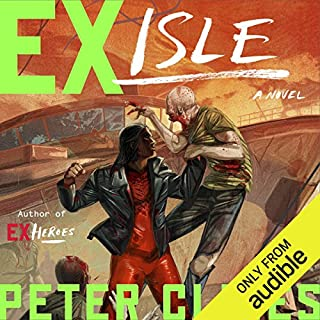 Ex-Isle audiobook cover art