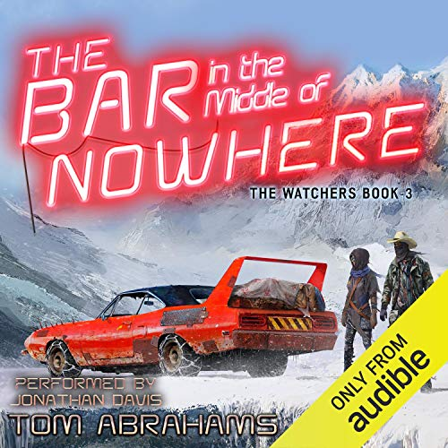 The Bar in the Middle of Nowhere cover art