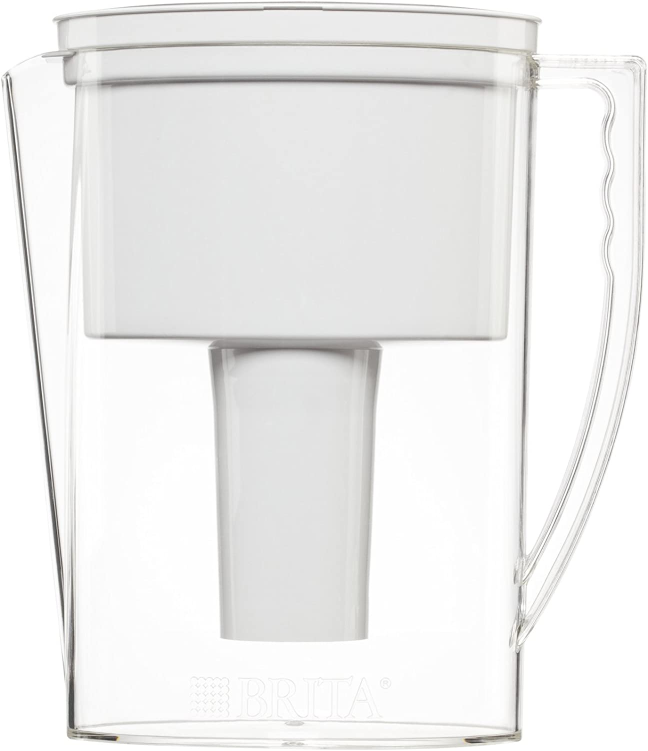 Brita Slim Water Filter Pitcher With 1 Standard Filter White 5 Cup Packaging May Vary Amazon Ca Home Kitchen