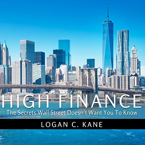 High Finance audiobook cover art