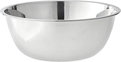 Sunnex CN16024 Stainless Steel Mixing Bowl,24cm Silver