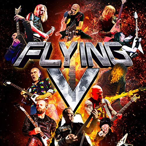 Flying V cover art