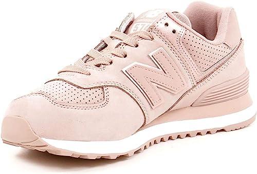 New Balance 574v2, Baskets Femme