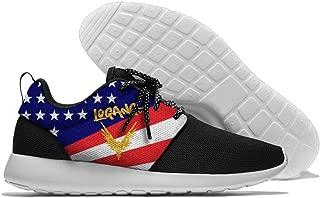 Logan Paul Golden Parrot Hiking Shoes Casual Shoes Man Breathable Mesh Shoes