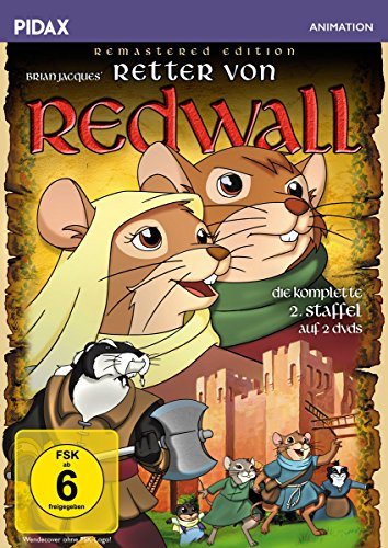 Staffel 2 (Remastered Edition) (2 DVDs)