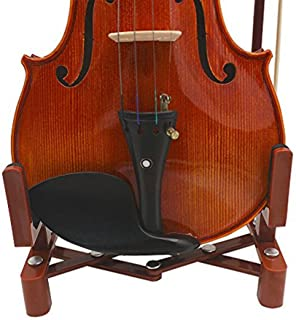 Musical Instrument Stand with Bow Holder for Violin Stand,Portable, Adjustable and Foldable
