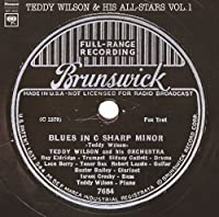And His All-Stars 1 by Teddy Wilson (2014-03-18)