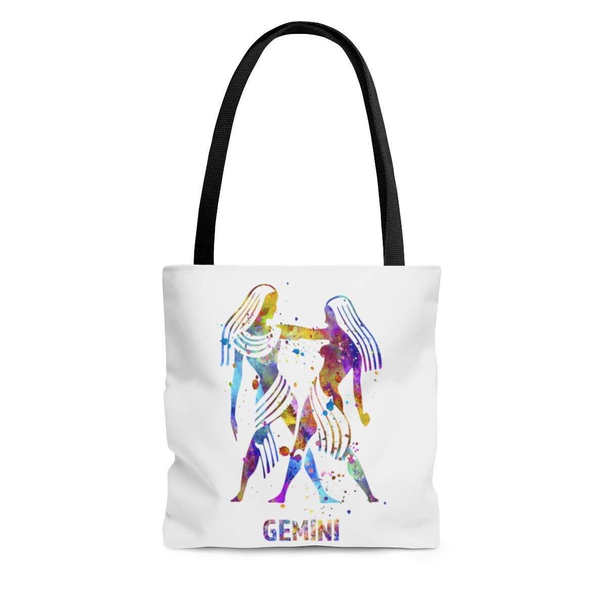 Choice Gemini Zodiac Sign Wholesale Tote Beach Bag Books Grocery