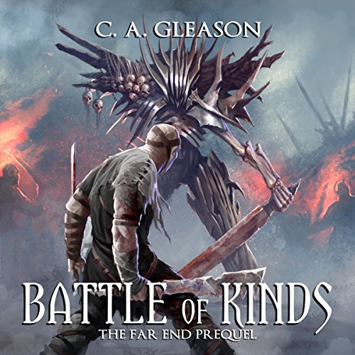 Battle of Kinds audiobook cover art