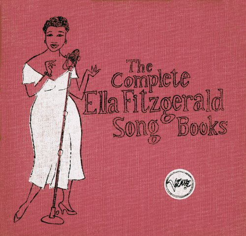 The Complete Ella Fitzgerald Song Books