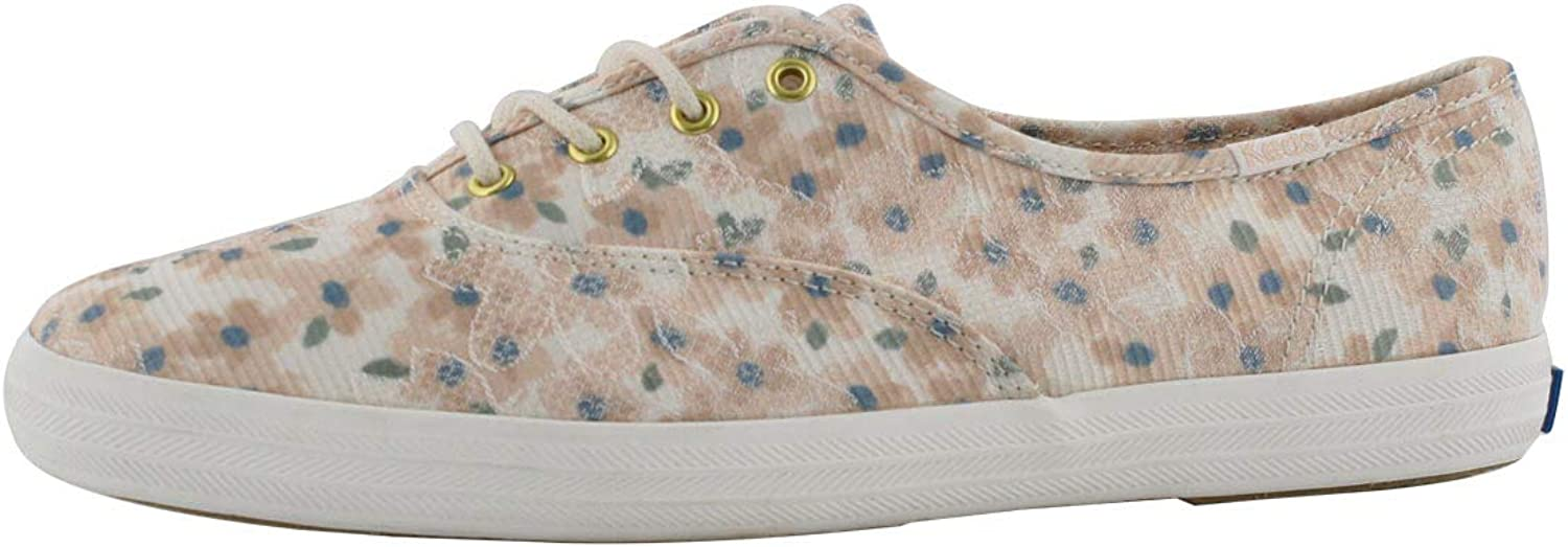Keds Womens Champion Floral Jacquard Sneakers