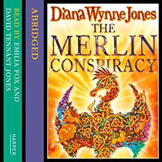 The Merlin Conspiracy     Trick or Treason              By:                                                                                                                                 Diana Wynne Jones                               Narrated by:                                                                                                                                 Emilia Fox,                                                                                        David Tennant                      Length: 5 hrs and 43 mins     56 ratings     Overall 4.3