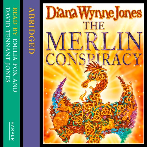 The Merlin Conspiracy     Trick or Treason              By:                                                                                                                                 Diana Wynne Jones                               Narrated by:                                                                                                                                 Emilia Fox,                                                                                        David Tennant                      Length: 5 hrs and 43 mins     17 ratings     Overall 4.8
