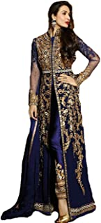 New Indian/Pakistani Designer Georgette Party Wear Anarkali Suit VF-3