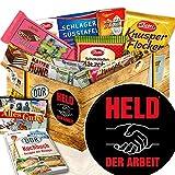 Held der Arbeit / DDR Schokoladenset / Held der Arbeit Set