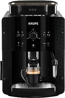 Krups Roma EA81M8 zaparzacz do kawy 1,7 l, 3 poziomy temperatury, 3 zmielone, czarny