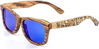 Bamboo Wood Polarized Sunglasses For Men&Women Retro Style 100% UV400