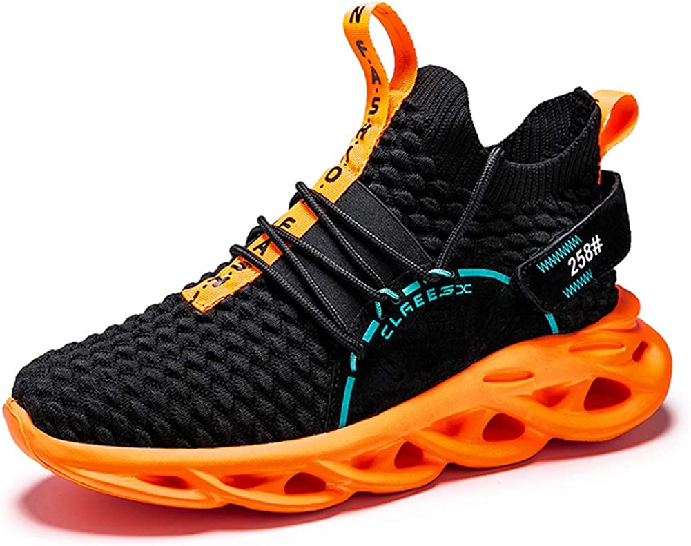 Mens Max 47% OFF Running Shoes Blade Sneakers Arlington Mall Lightweight Mesh Breathable Te
