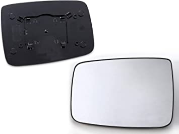 Right Hand Driver Side Mirror Glass for Dodge Ram 2003-2009 0437RS