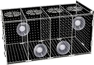 YaToy Acrylic Fish Tank Isolation Box - Aquarium Fishes Breeding Hatchery Box, Multiple Specifications Separation Tank