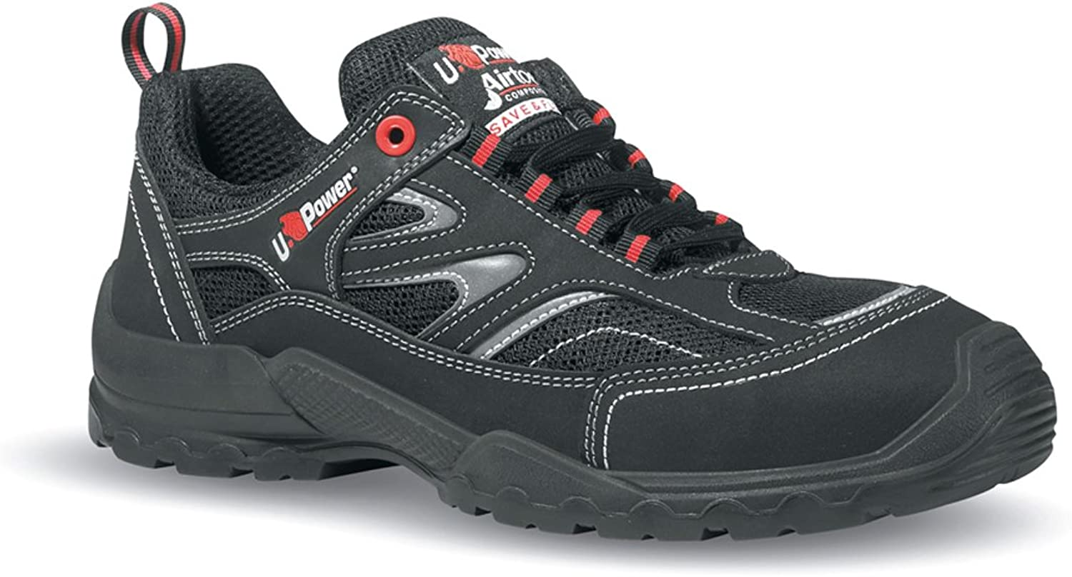 U-POWER Upower Lace Up Dardo S1P SRC Low Safety shoes