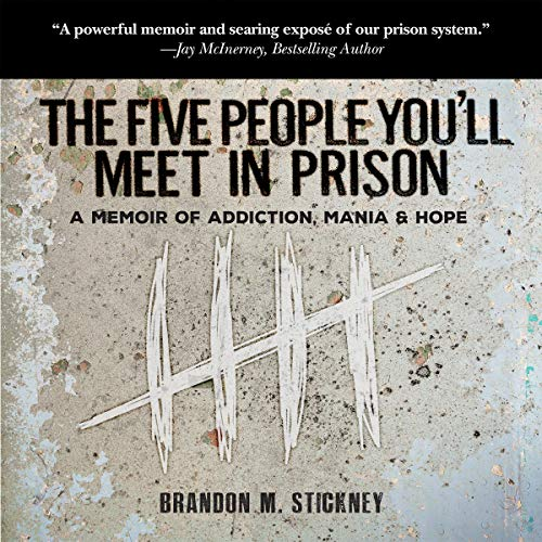 The Five People You'll Meet in Prison cover art