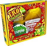 Haywire Group Taco Takeover   Fast-paced Food Stuffing Party Game for Kids, by University Games