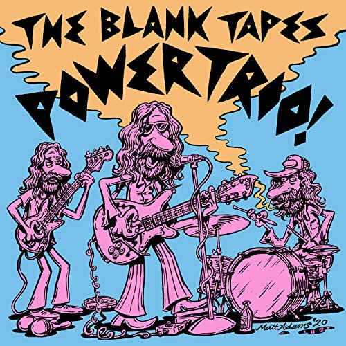 The Blank Tapes
