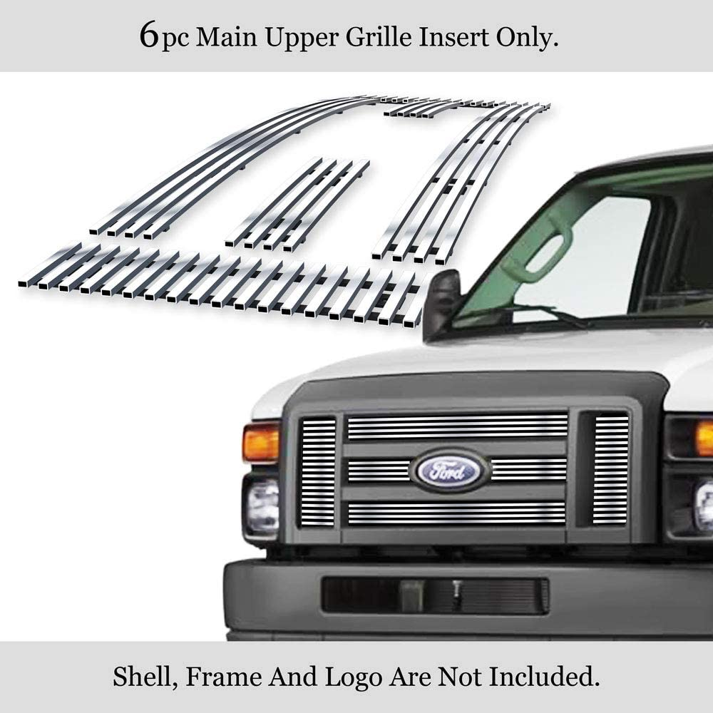 APS Compatible with Price reduction 2008-2013 Ford Manufacturer regenerated product Billet E-Series Econoline Van