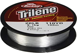 Berkley XL906-15 Trilene XL Smooth Casting Service Spool with 6-Pounds Line Test