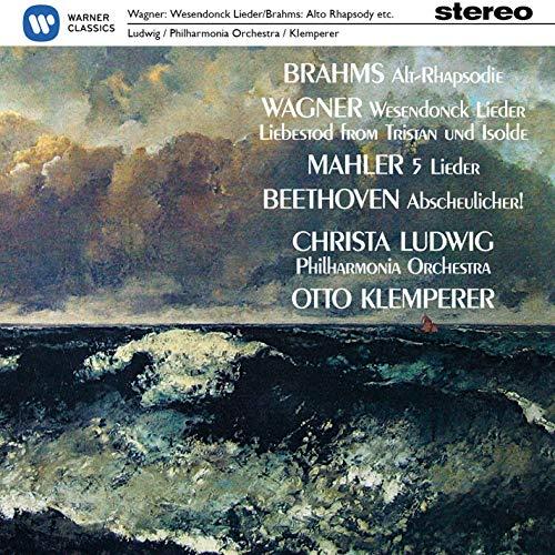 Brahms, Wagner, Beethoven, Mahler