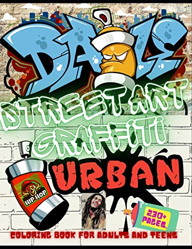 Compare Textbook Prices for 230+ Pages. Street Art Graffiti Coloring Book for Adults and Teens: Gorgeous Coloring Book For Adult. Relaxation With Beautiful Urban Graffiti ... Many FUN Graffiti Street Art for Creativity  ISBN 9798584408589 by Fine, Austin,Cents, Two