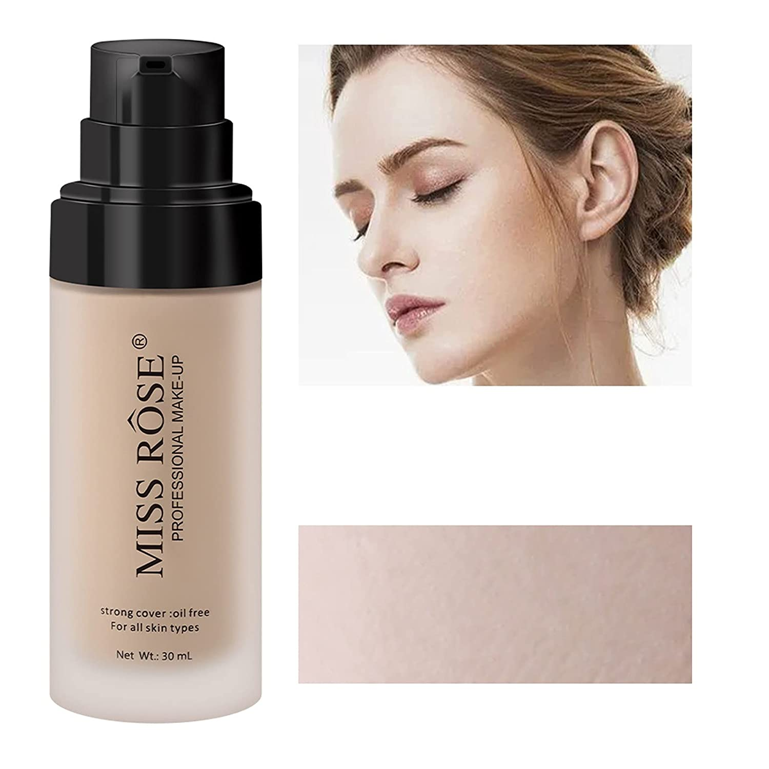 Foundation Liquid Full Coverage,foundation C to Nude Makeup Limited price sale Boston Mall