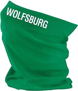 Roughtex Multifunktionstuch Bedruckt alle Spielorte Fußball Bundesliga und Vereine 2. Liga