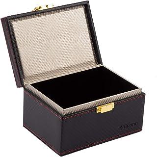 TICONN Faraday Box, Car Key Fob Protector, Signal Blocker for Keyless Fob, RFID Signal Blocking Pouch Cage