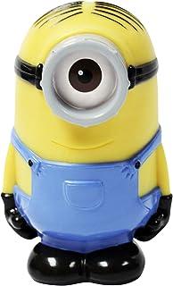 Illumi-Mates Minions Oficial - Lampara infantil que cambia de color diseño Stuart para niños/as