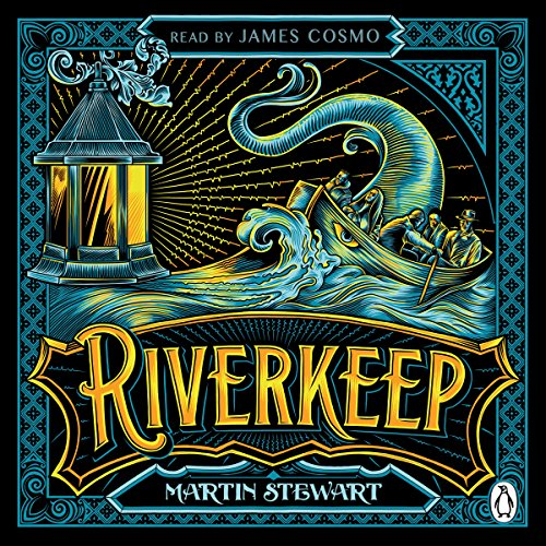 Riverkeep audiobook cover art