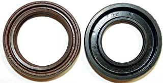 Yamaha ATV Crankshaft Oil Seal Kit by Pro-X Model 200 Blaster 1988-2006 WSM 42.2281