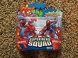 Marvel Superhero Squad Series 7 Daredevil & Spider-Man Action Figure 2-Pack